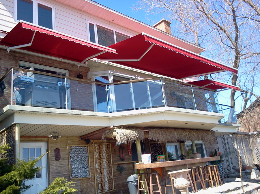Our Retractable Awnings Come From Italy We Deliver In 2
